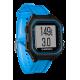 Спортивные часы FORERUNNER 25 черно-синие большие